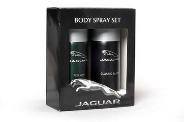 Jaguar | Classic Black and For Men Deo Combo Set of 2