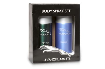 Jaguar | Classic and For Men Deo Combo Set of 2