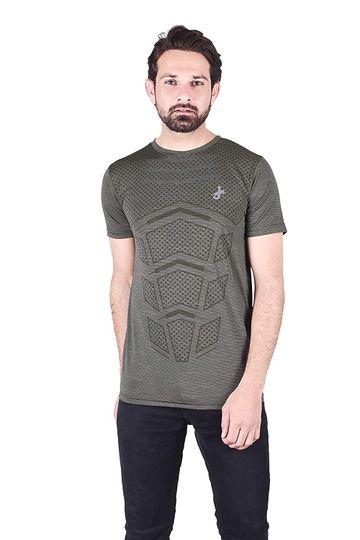 JAGURO | JAGURO Printed T-Shirt.