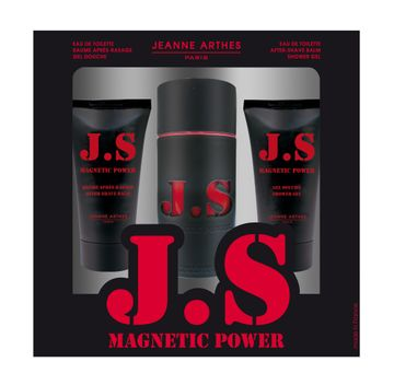 Jeanne Arthes | JS Magnetic Power Gift Set