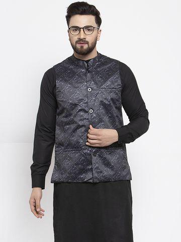 Jompers   Jompers® Men's Ethnic Waistcoat