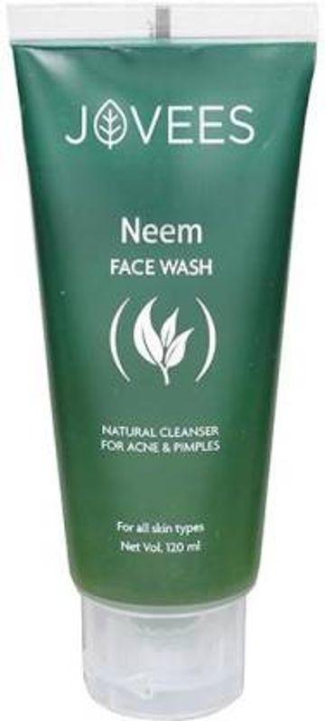 Jovees | Jovees Neem Face Wash  (120 ml)