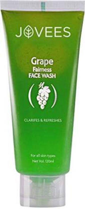 Jovees | JOVEES Grape Face Wash  (120 ml)