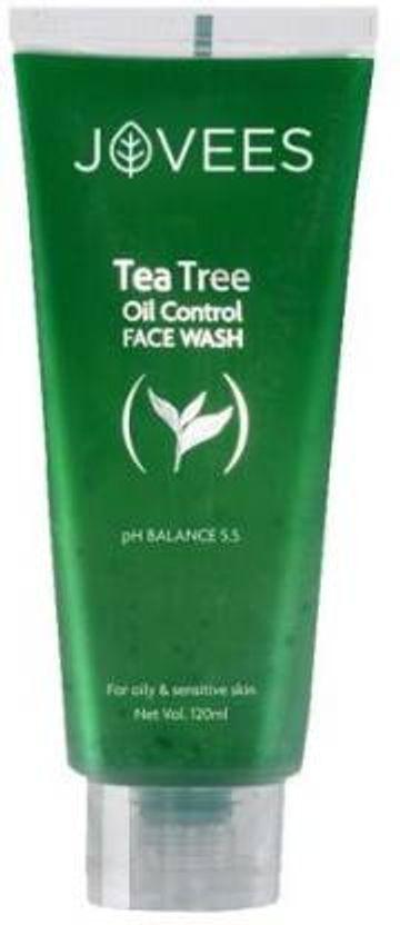 Jovees | JOVEES Tea Tree Face Wash  (120 ml)