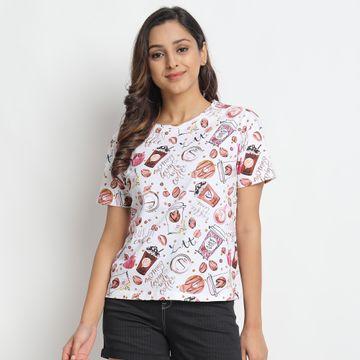 Juneberry | Juneberry Quirk T-shirt For Women