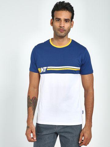 Blue Saint | Blue Saint Men's Multi Regular Fit T-Shirts