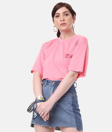 FILA | Pink T-Shirts