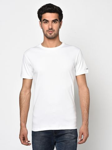 OCTAVE | Men WHITE T-Shirts