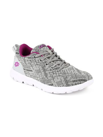 Lotto | Lotto Women's Barca Grey/Pink Training Shoes