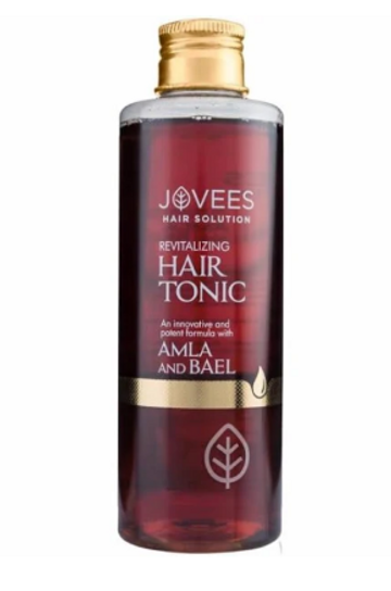 Jovees | JOVEES Revitalizing Hair Tonic-Amla and Bael - (100ml)