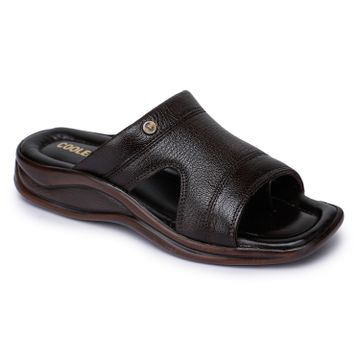 Liberty | Liberty COOLERS Slippers 2013-306_D.BROWN For - Men