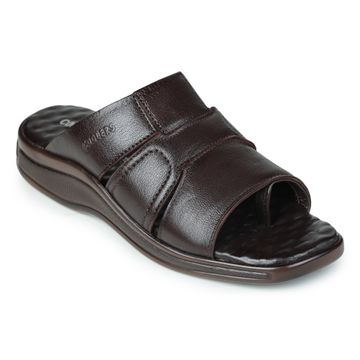 Liberty | Liberty Coolers Brown Formal Slippers 2050-611_Brown For - Men