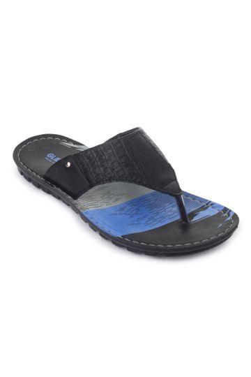 Liberty | Liberty A-HA Slippers 2137-A1_BLACK For - Men