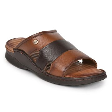 Liberty   Liberty Coolers Brown Formal Slippers 2191-7_Brown For - Men