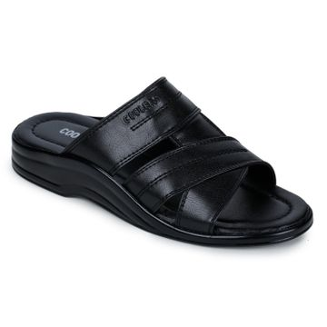 Liberty | Liberty COOLERS Slippers 7123-311_BLACK For - Men