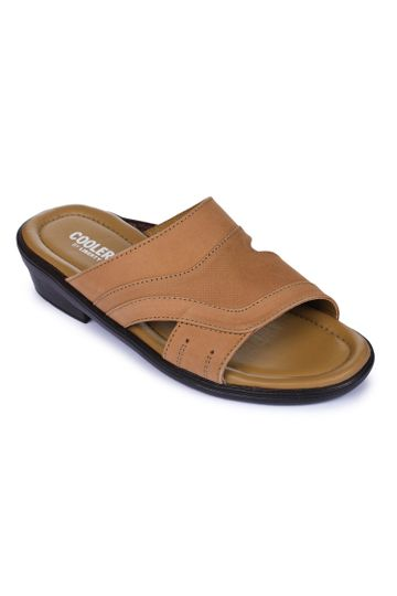 Liberty | Liberty COOLERS Slippers 7153-40_BROWN For - Men