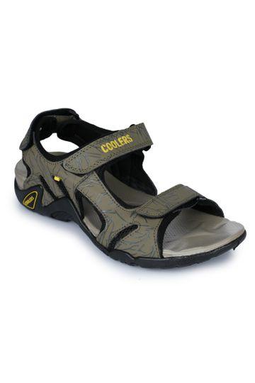 Liberty   Liberty Coolers Green Sports Sandals 8141-05_Green For - Men