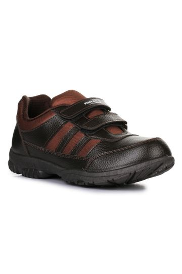 Liberty | Liberty Force 10 Brown School Shoes 8151-18VEL_Brown For - Boys