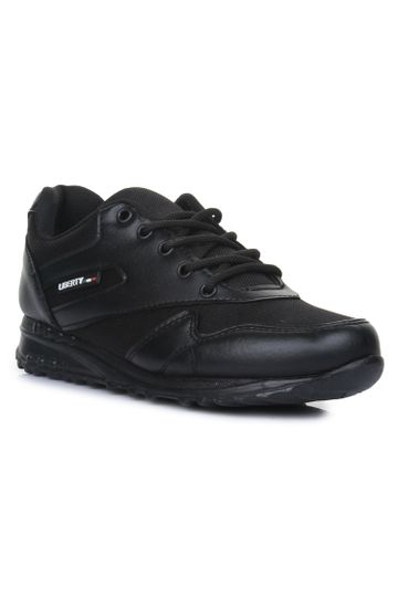 Liberty | Liberty Force 10 Black School Shoes 9906-90GN_Black For - Boys