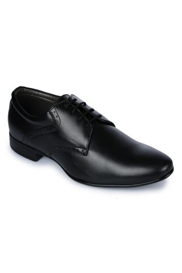 Liberty   Liberty Fortune Black Formal Derby Shoes A13-03_Black For - Men