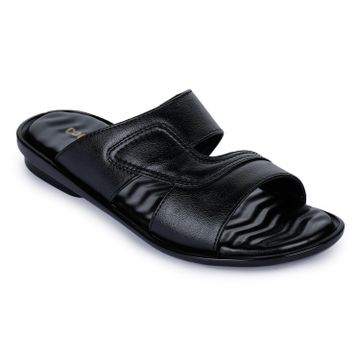 Liberty | Liberty COOLERS Slippers AGKE-232_BLACK For - Men