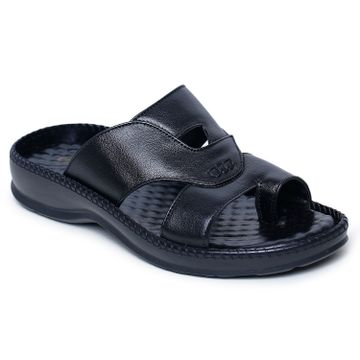 Liberty | Liberty COOLERS Slippers AGKE-504_BLACK For - Men
