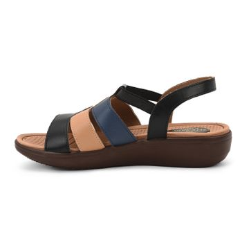 Liberty | Liberty Senorita Sandal CH-33E_Blue For - Ladies