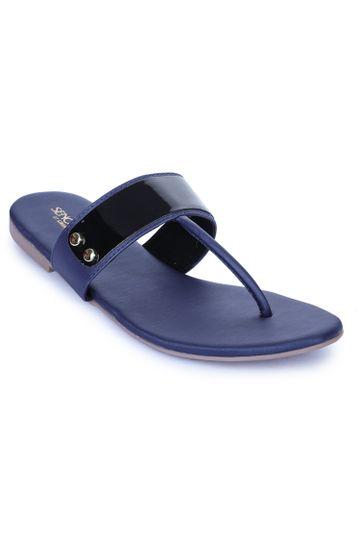 Liberty | Liberty SENORITA Slippers CHE-17-E_BLUE For - Women