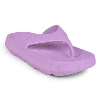 Liberty | Liberty A-Ha Purple Slippers COMFYWALK2 For - Ladies
