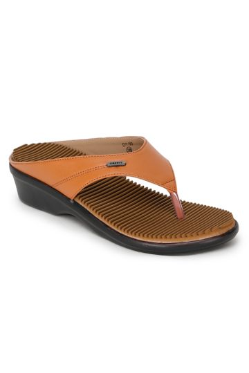 Liberty | Liberty SENORITA Slippers D1-50_TAN For - Women