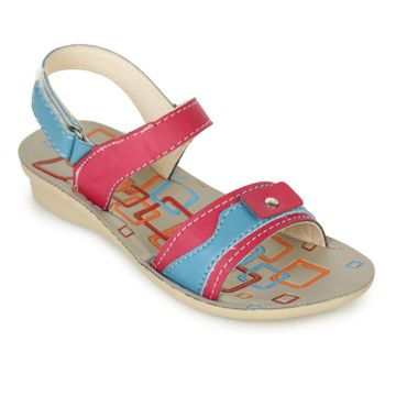 Liberty | Liberty Lucy & Luke Pink Casual Sandals DOLLY-1_Pink For - Boys