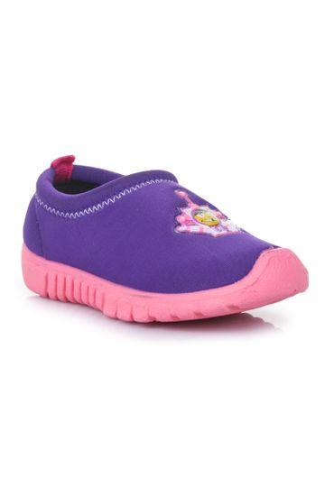 Liberty | Liberty Lucy & Luke Purple Casual Slip-ons DOLTON-5 For - Kids