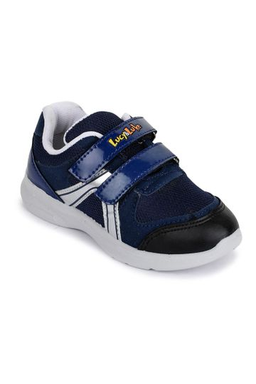 Liberty | Liberty Lucy & Luke Silver Casual Slip-ons DOOBY-2E_Silver For - Boys