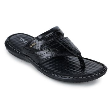 Liberty | Liberty Coolers SLIPPERS DTL-3_BLACK FOR - Men