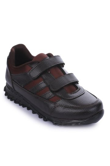 Liberty | Liberty Force 10 Brown School Shoes ELECTRA-V_Brown For - Boys