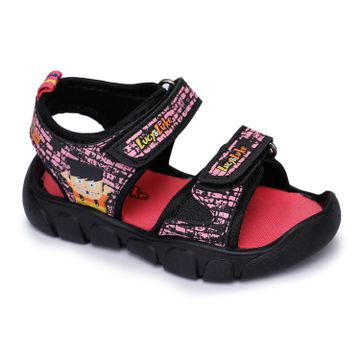 Liberty | Liberty Lucy & Luke Pink Casual Sandals FLYNN-14_Pink For - Boys