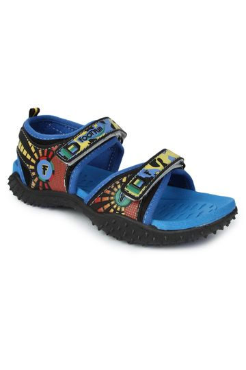 Liberty | Liberty Lucy & Luke Blue Sandals FUNWAY-1 For - Kids