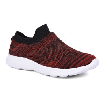 Liberty   Liberty Force 10 Red Sports Wailking Shoes GARRY_Red For - Women