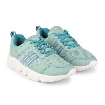 Liberty | Liberty REBOUNCE Running Shoes GRACE-1E_Green For - Women