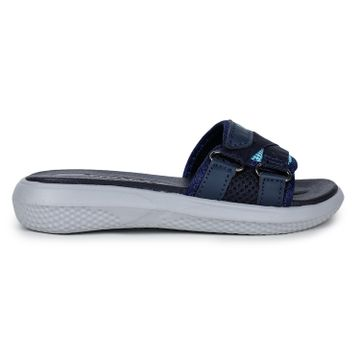 Liberty | Liberty Lucy & Luke Slippers HIPPO-12S_N.Blue For - Kids