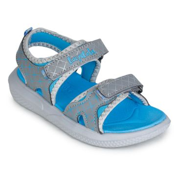 Liberty | Liberty Lucy & Luke Grey Casual Sandals HIPPO-4_Grey For - Boys
