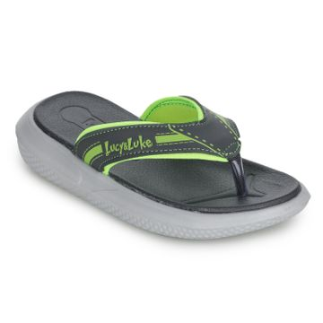 Liberty | Liberty LUCY & LUKE Slippers HIPPO-6T_GREY For - Boys