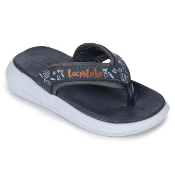 Liberty | Liberty LUCY & LUKE Slippers HIPPO-9T_GREY For - Boys