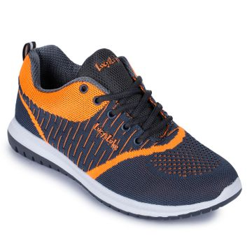 Liberty | Liberty Lucy & Luke SHOES JAMIE-7_ORANGE FOR - Boys
