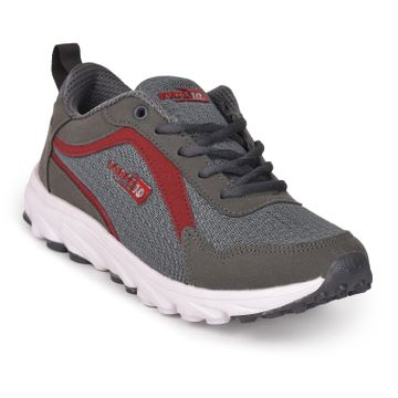 Liberty | Liberty Force 10 Grey Sports Running Shoes JARVIS-2_Grey For - Women