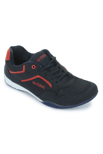 Liberty   Liberty Gliders Blue Sports Running Shoes JERRICO-1_Blue For - Men