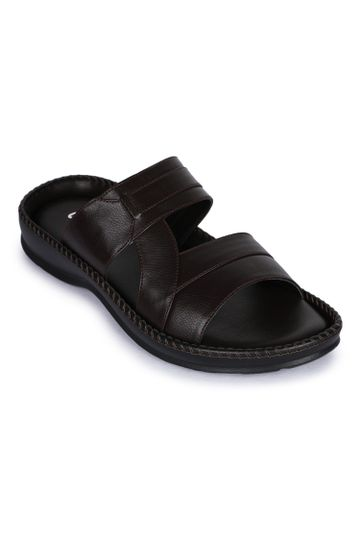 Liberty | Liberty COOLERS Slippers K2-01_BROWN For - Men