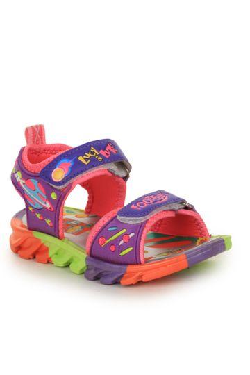 Liberty | Liberty LUCY & LUKE Sandals KDL-004_PURPLE For - Boys