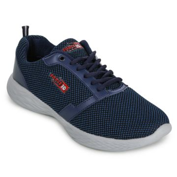 Liberty   Liberty Force 10 Blue Sports Running Shoes KENTO_Blue For - Men