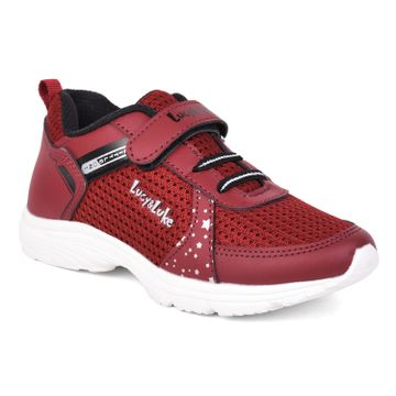 Liberty   Liberty Lucy & Luke Red Sports Wailking Shoes LB15-12V_Red For - Boys